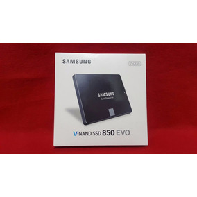 Disco Solido Ssd Samsung Evo 850 - 250 Gb Nuevo Sellado