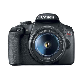 Camara Canon Eos Rebel T7