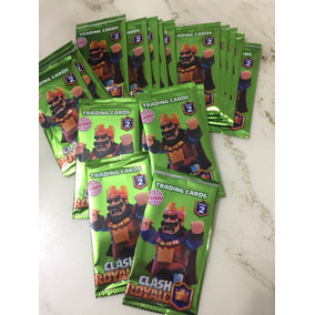 Cartas Clash Royale Serie 2 Pack Por 25