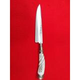 Cuchillo Miguel Nieto 14 Cm Encadenado Con Alpaca Acero Inox