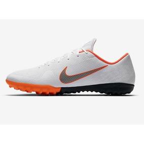 Chuteira Society Nike Mercurial Vapor 12 Academy Masculina e72ffbdce89fb