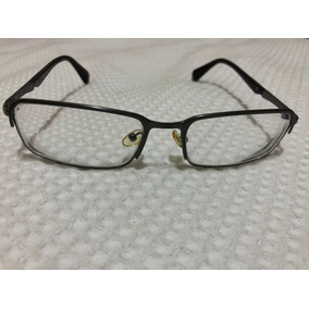 Armacao Oculos Grau Branca Prada - Óculos no Mercado Livre Brasil 685348be90