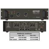 Potencia Wattsom Dbk1500 Nova Com Manual ( Sem Embalagem Ori