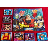 Álbum Dragon Ball Super (navarrete) Set Completo A Pegar