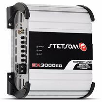 Módulo Stetsom Ex-3000 Eq Amplificador Digital 3600w Rms 2k5