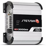 Módulo Stetsom Ex3000eq Amplificador Digital Até 3600w 2k5