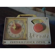 Caja Musical Del Año 1964 Fisher Price Toys
