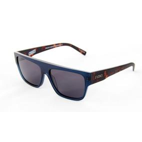 "Ã""culos De Sol Evoke Trigger Marrom Azul - Evoke - Óculos no Mercado ... 6473b8c9c6"