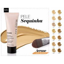 Kit Base Liquida + Pó Mineral Compacto Mary Kay