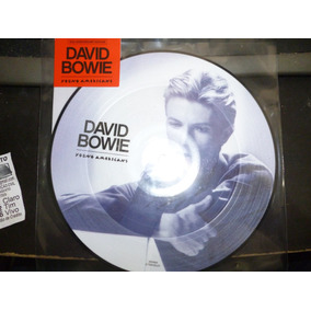 David Bowie Young Americans Compacto Picture 45 Rpm