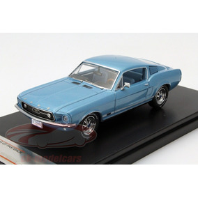 Ford Mustang Fastback Gt 1967 Unica Premium X Escala 1/43