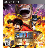 One Piece Pirate Warriors 3 Ps3 Digital