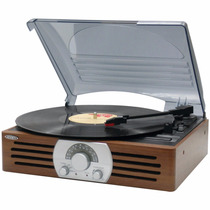 Tocadiscos Tornamesa Jta222 + Regalo (disco Vinilo)