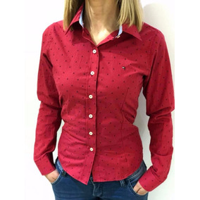 Camisas Blusas Mujer Tommy, Lacoste, Ralph, Polo Originales