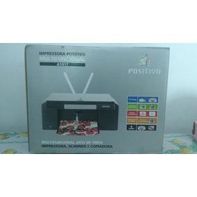 Impressora Multifuncional Positivo A1017 ( No Plástico)