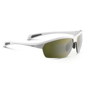 Gafas Maui Jim Hombres Negro Mate / Gris Gafas De Sol W14