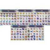 Pokemon Sun Sol 3ds Pokedex Completa 802 Capturada 2ds