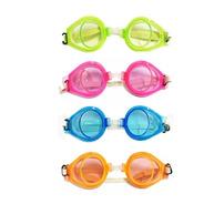 Óculos De Natação Com Protetor Mergulho Diversão Infantil