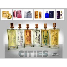 Kit De Perfumes Contratipos Atacado Alquimia Cosméticos