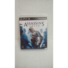 Jogo Assassins Creed Ps3 Game Seminovo Açao Aventura