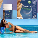 Burn 7 Plus Pastillas Para Bajar De Peso/natural/adelgaza