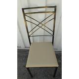 Cadeiras No Metalon 20x20.