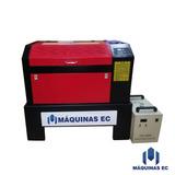 Máquina Corte Grabado Láser 80w Mdf, Acrílico, Fomix, Cuero