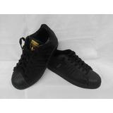 adidas Superstar Negro Black Envío Gratis