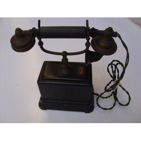 Antigo Telefone De Mesa Marca Ericsson
