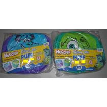 Puff Monster Inc Huggies-kleen Bebe 2 Piezas Envío Gratis