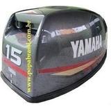 Capo Motor De Popa Yamaha 15 Hp Modelo Redondo