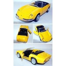 Carro Miniatura Metal Clássicos Nacionais - Puma Gts 1971