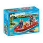 Playmobil 5559 - Bote Inflable Con Exploradores
