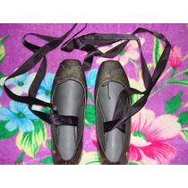 Melissa Ballet Preta Gliter Dourado Original