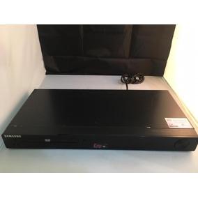 Dvd Player Samsung 1080p8 Sem Controle Remoto