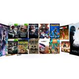 100 Juegos Para Xbox One - Game Pass - Offline - 6 Meses