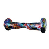 Hoverboard Scooter 6,5 Bat Samsung - Graffiti - Nfe
