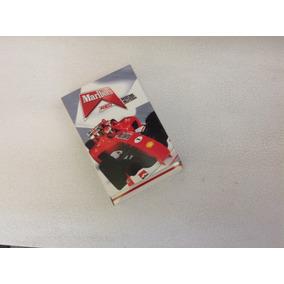 Antigo Maço / Carteira Cig. Marbolro Edição Especial