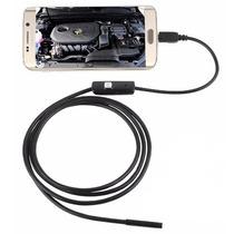 Endoscopio Boroscopio De Inspeccion Otg Celular/ Tablet 3.5m