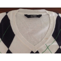Sweater Camisa Pull And Bear Talla S Poco Uso