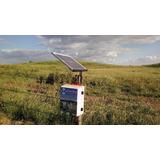 Eletrificador Solar Rural 50km+ Bat 7ah Moura Frete Grátis