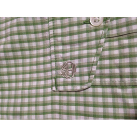 Camisa Timberland Original Chica M Larga