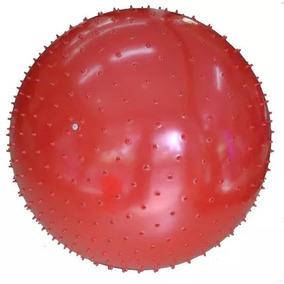 Pelota Esferodinamia 35 Cm Con Pinches Balon Rehabilitacion