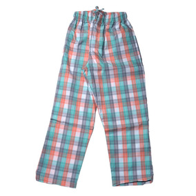 Pantalon Cuadros Nena Pampero Infantil 2 Variantes