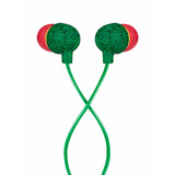 Auriculares House Of Marley Little Bird Mic Rasta - Em-je061