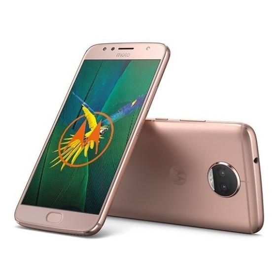 Celular Motorola Moto G5s Plus 32gb Libre Templado Incluido