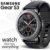 Relógio Samsung Gear S3 Frontier R760 - Smartwatch