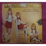 Las Trillizas De Oro - Disco De Vinilo Año 1969 (35 X 35 Cm)