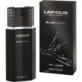 Lapidus Black Extreme Homme Edt 30ml - Perfume De Hombre