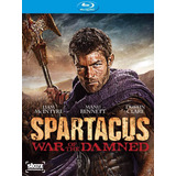 Blu Ray Spartartucus 1-4 Temporadas Dublado